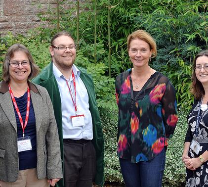 Author visit – Susin Nielsen | Student News | Sidcot School